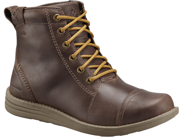 "Columbia Irvington 6"" LTR Boot WP - Chaussures Homme - marron"